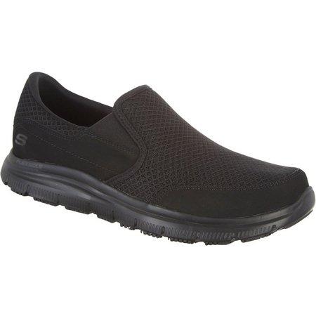 skechers mens mcallen non slip work shoes bealls florida