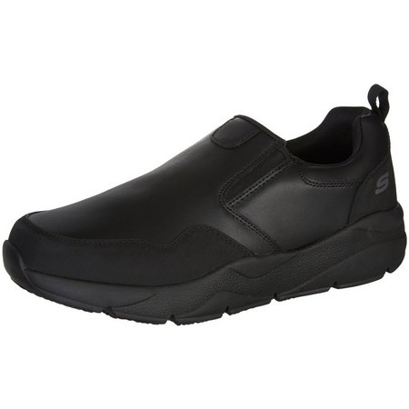 Skechers Mens Resterly Work Shoes