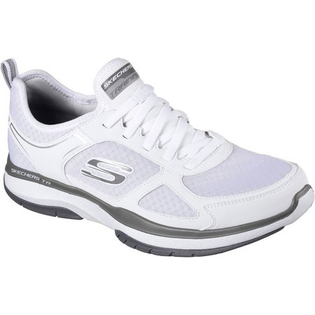 Skechers Mens Burst TR Athletic Shoes