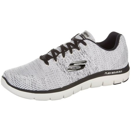 Skechers Mens Flex Advantage 2.0 Athletic Shoes