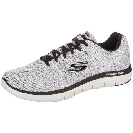 Skechers Mens Flex Advantage 2.0 Athletic Shoes