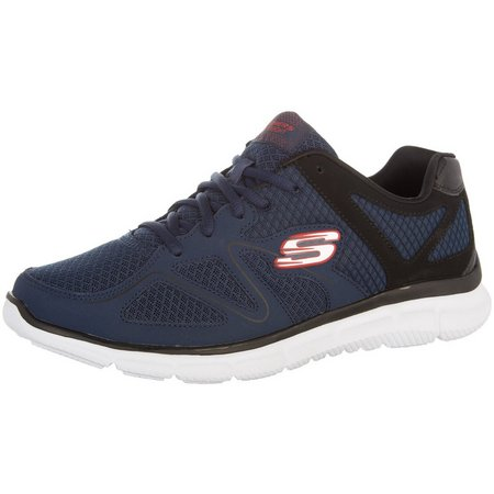 Skechers Mens Flash Point Running Shoes