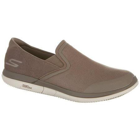 Skechers Mens GO FLEX Executive Athletic Shoes