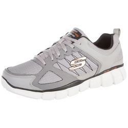 Skechers Mens Equalizer On Track Athletic Shoes