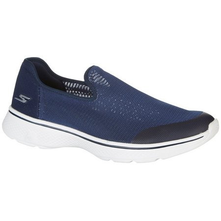 Skechers Mens GOwalk 4 Advance Athletic Shoes