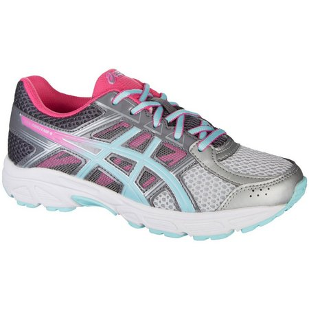 Asics Girls Gel-Contend 4 GS Athletic Shoes