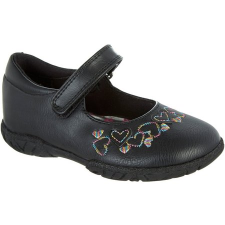 Rachel Toddler Girls Janie Dress Shoes