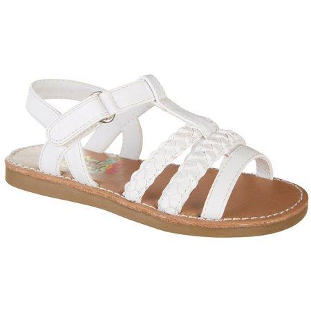 Rachel Toddler Girls Rosie Sandals