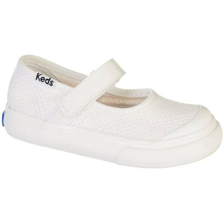 Keds Toddler Girls Double Up MJ Casual Shoes