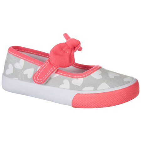 Legendary Laces Toddler Girls Scarlett Casual Sandals