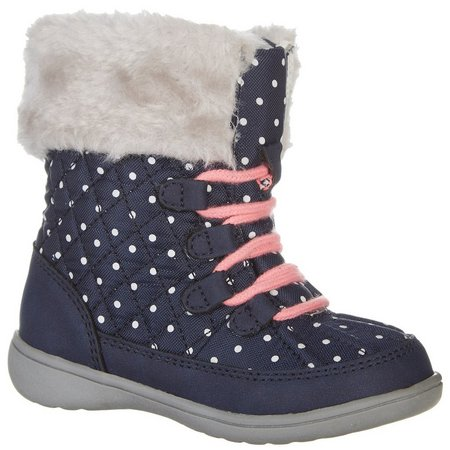 Carters Toddler Girls Mika Boots