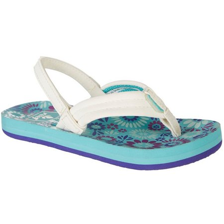 REEF Toddler Girls Lil Ahi Sandals