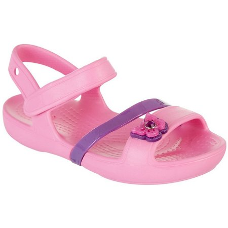 Crocs Toddlers Girls Lina Sandals