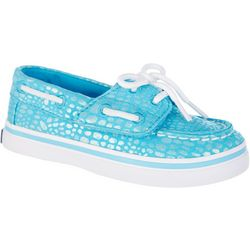 New! Sperry Toddler Girls Seabrite JR Boat Shoes