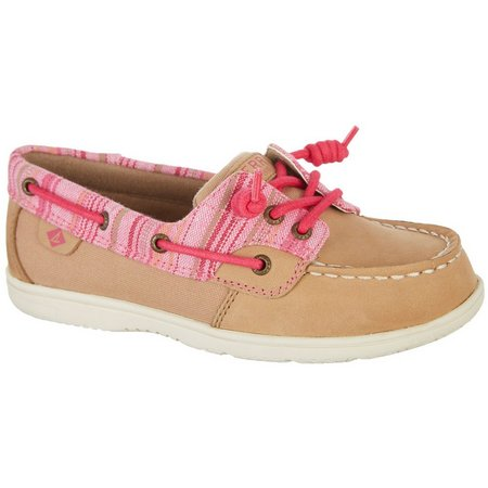 Sperry Toddler Girls Top-Sider Shoresider Shoes