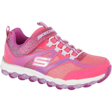 Skechers Girls Skech Air Ultra Glam It Up