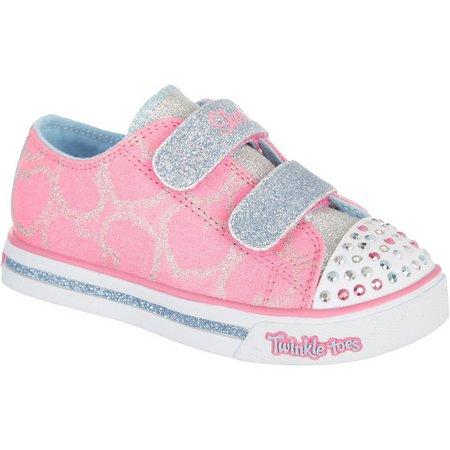 Skechers Toddler Girls TT Sparkle Shoes