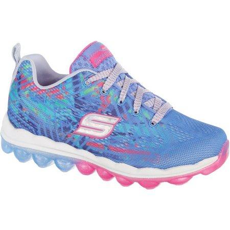 Skechers Girls Skech Air Jumparound Athletic Shoes