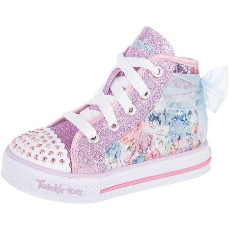 Skechers Toddler Girls TT Buzzing Blossom Shoes