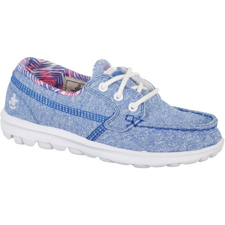 Skechers Girls On The Go Lil Mariner Boat