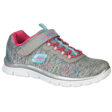 Skechers Girls Skech Appeal FT Athletic Shoes