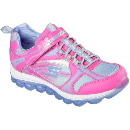 Skechers Girls Skech-Air Colorburst Athletic Shoes
