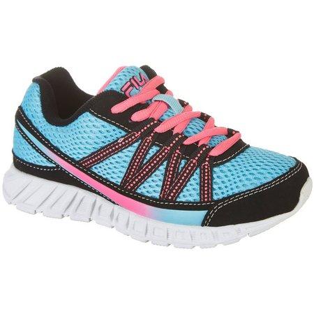 New! Fila Girls Flicker Athletic Shoes