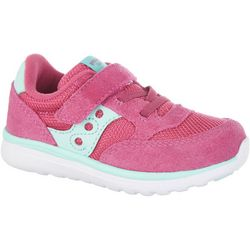 Saucony Toddler Girls Jazz Lite Athletic Shoes