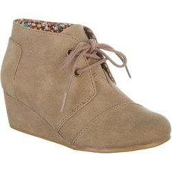 Jellypop Girls Currie Lace Up Boots