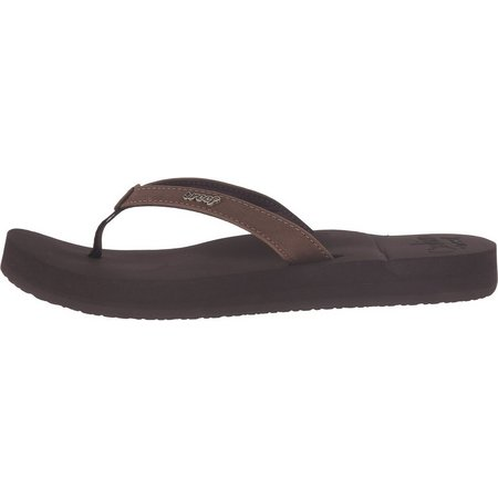 REEF Womens Cushion Luna Flip Flops
