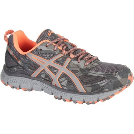 Asics Womens Gel Scram 2 Athletic Shoes