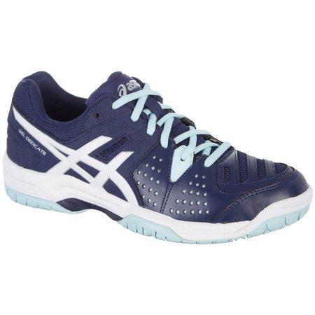 Asics Womens Gel Dedicate 4 Athletic Shoes