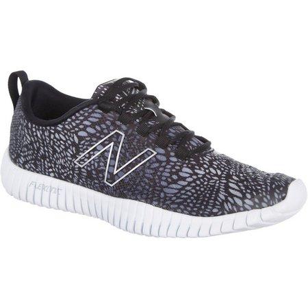 New Balance Womens 99 Flexonic Athletic Shoes