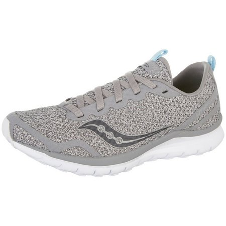 Saucony Womens Liteform Feel Athletic Shoes
