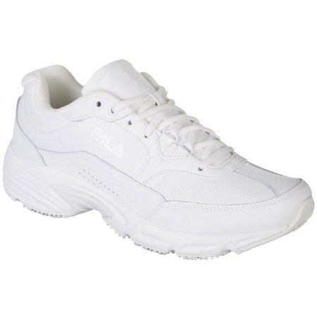 Fila Womens Memory Workshift Cross Training Shoes