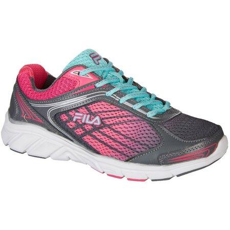Fila Womens Memory Narrow Escape Athletic Shoes