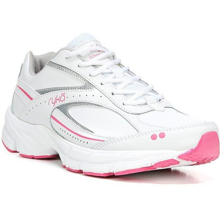 Ryka Womens Comfort Walker Athletic Shoes