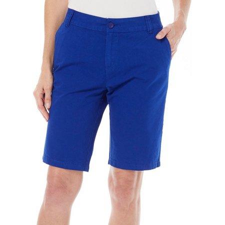 New! Caribbean Joe Womens Salt Water Skimmer Shorts