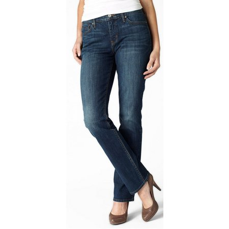 Levi's 525 Perfect Waist Straight Jeans