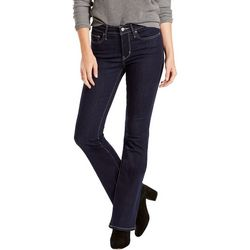 Levi's Womens Slimming Bootcut Jeans