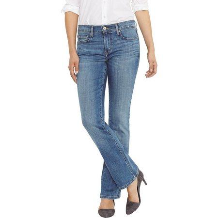 Levi's Womens Curvy Bootcut Jeans