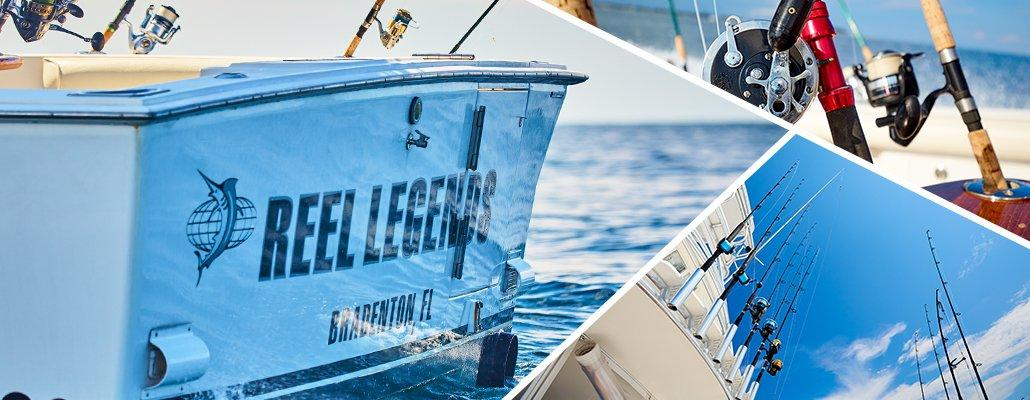 Reel Legends Boat