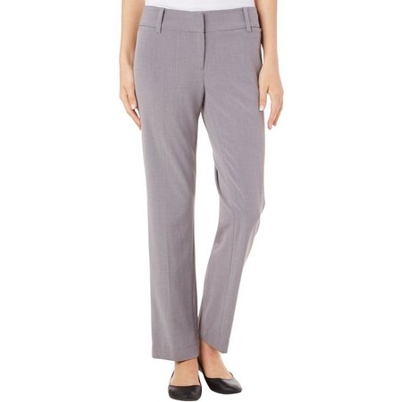 Nue Options Womens Signature Bi-Stretch Pants
