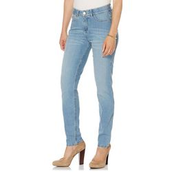 Rafaella Womens Weekend Bay Blue Skinny Jeans