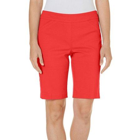 Coral Bay Womens Stars And Stripes Shorts
