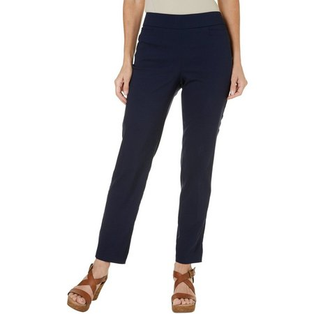 Coral Bay Womens Millennium Heather Pull On Pants