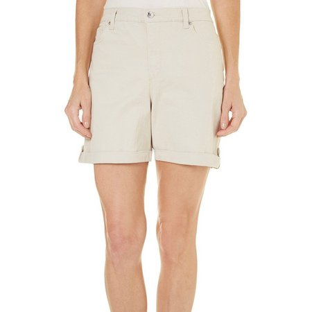 Gloria Vanderbilt Womens Heritage Fit Shorts