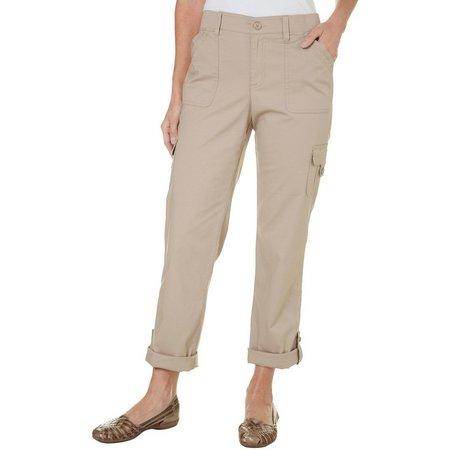 Gloria Vanderbilt Womens Penelope Cargo Pants | Bealls Florida