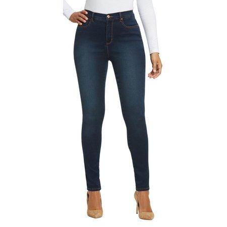 Gloria Vanderbilt Womens Amanda Skinny Denim Jeans