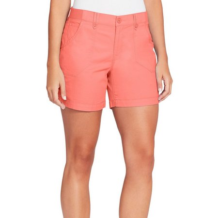 Gloria Vanderbilt Womens Cathy Shorts